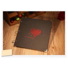 Scrapbook de decoração de papel preto para Kits DIY 1254