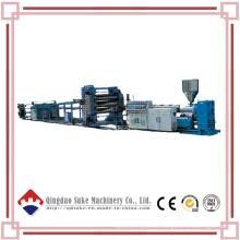 Línea de producción de extrusión de láminas de plástico