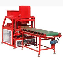 Prensas hidráulicas de alta densidad para hacer ladrillos de suelo de tierra entrelazados