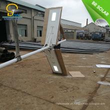 2017 Hot Vender luz inteligente tudo em uma luz de rua led solar