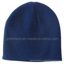 Promotion Winter Warm 100% Acrylic Knitted Ski Beanie (TMK0271-1)