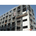Steel Structure Frame Sanwich Panel Office (KXD-SSB1405)