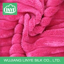 hot sale jacquard factory wave corduroy fabric wholesale