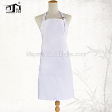 Kefei mulheres cozinha pinny aventais aventais brancos para venda