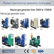 Gasgeneratorer och biomassa gasgeneratorer