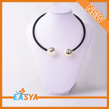 High Quality Fashion Neck Brace Latest Design Pearl Necklace