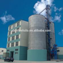 Granules Grain Farm Storage Steel Silo For Sale