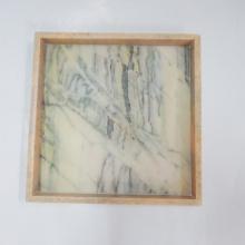 Khay vuông bằng đá cẩm thạch