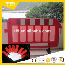 Cinta reflectante de alta calidad para barreras de seguridad vial