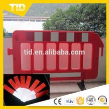 Bande de barrière de sécurité routière réfléchissante de haute qualité