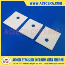 Kundenspezifische 96% Al2O3 Aluminiumoxid Keramische Folie