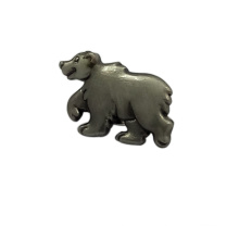 Nette Panda Pin Brosche Metall Abzeichen Pin für Mann (JH0037)