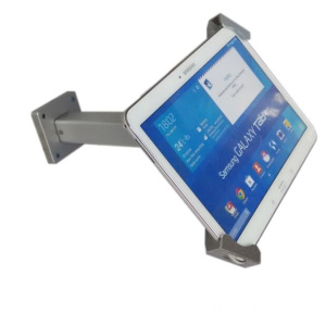 tablet wall mount bracket with lock