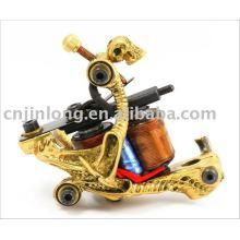 Pure Cuprum Sculpt Professional Tattoo Machine Gun