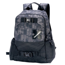 Outdoor Sports Leisure Travel School Daily Skate Backpack Bag