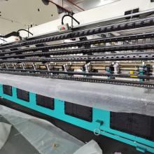 HOCHGESCHWINDIGKEITS-Frottee-Kettenstrickmaschine TM4T