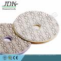 3-х ступенчатая алмазная мокрая полировальная подушка для гранита