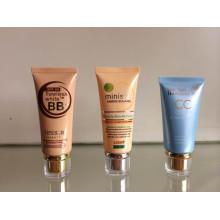 Nuevo diseño Bb Cream cosmética Cccream tubo