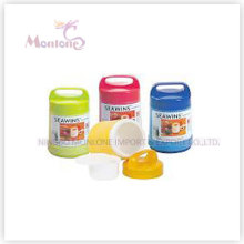 0.8L Food Grade Plastic Thermal Lunch Box