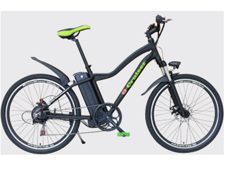 250W Brushless Electric lithium Bicycle