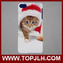 Wholesale Customized 3D Sublimation Case for iPod Touch 6