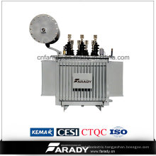 3 Tap Transformer Power Transformer 3 Phase Oil Transformer