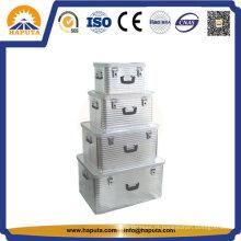 Alumínio comercial maleta para armazenamento (HW-5000)