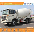 FOTON 6x4 right hand drive cement mixer truck