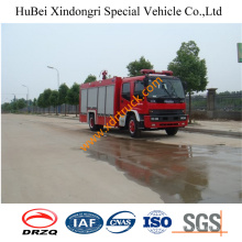 6ton Isuzu Water Tank Truck Euro4