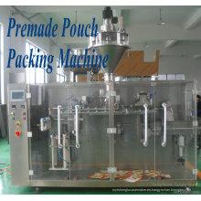 Equipo de embalaje prefabricado / Máquinas de embalaje de sellado de llenado