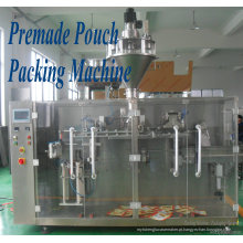 Equipamento da embalagem do malote de Premade / máquinas de embalagem de selagem de enchimento