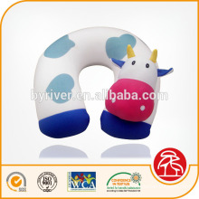 Funny New Design Hot Sale Micro-beads Neck Rest Pillow for children