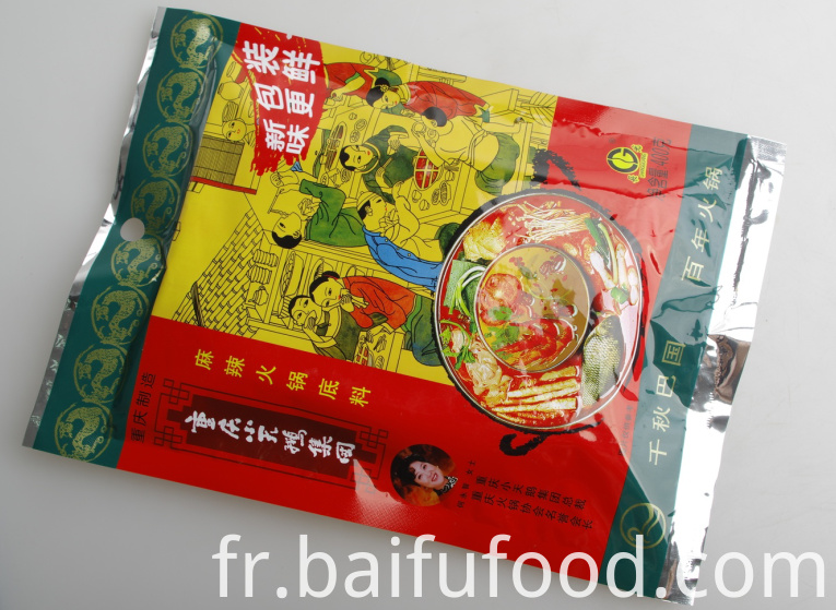 400g spicy hot pot bottom material