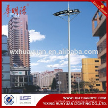 30m high mast flood lighting pole