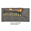 High quality 10pc kabuki wholesale make up cosmetic brush set