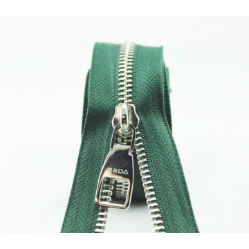 Heavy Duty Stainless Steel YKK Zipper Chain