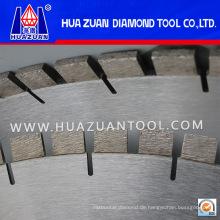 Segmentiert aus hochfrequent geschweißter Diamant-Schneidmesser (HZ102456)