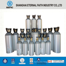 2015 Newest Made in China En ISO7866/GB1640 Small Portable Oxygen Cylinder