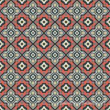 Tecidos de lã de pêssego baratos impressos (SZ-011)