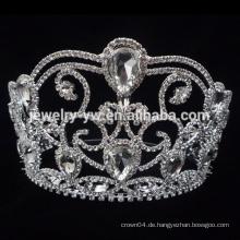 Großhandel 2015 heiße Verkauf große Festzug Blume crowns.pageant Kronen für Verkauf