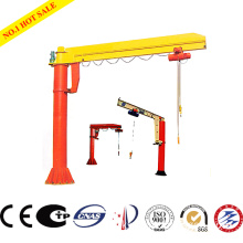Bzd Model Rotate Column Swing Jib Crane, Jib Crane, Slewing Jib Crane