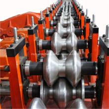 Galvanized Steel Highway Crash Barrier Roll Forming Machine
