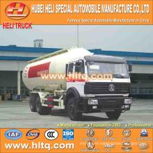 North-Benz 6x4 bulk cement tanker 25M3 270hp Weichai engine