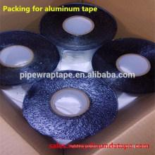 similar à membrana impermeável autoadesiva da fita da folha de alumínio de Alta para a tubulação de gás