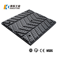 Low Cost Horse Stable Rubber Stud Farm Mat