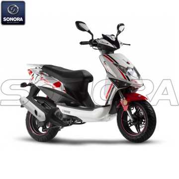 MASH SCOOTER MASH 50 BIBOP 4T RACE Body Kit Motorteile Originalersatzteile