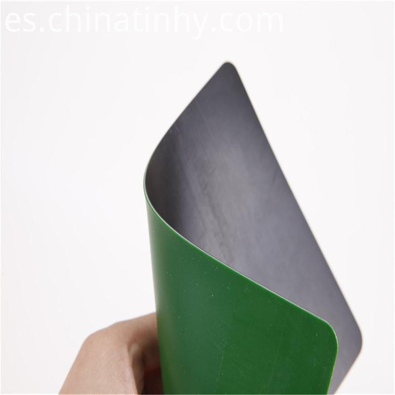 Two-color Smooth HDPE Geomembrane