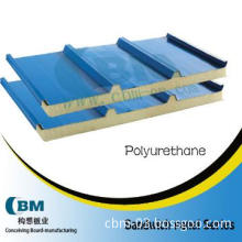 pu sandwich panel production line for UAE