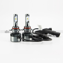 Free installation high power led car light Xenon White 9012 4800LM led car headlight