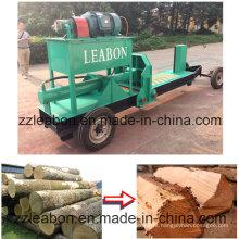 Máquina móvel do cortador da madeira da venda quente de China